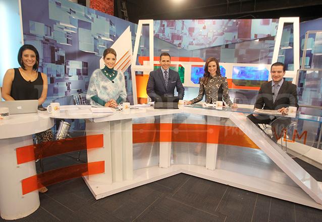 Viva la Mañana es uno de los programas más populares de la parrilla de programación de Guatevisión. (Foto: Hemeroteca PL)
