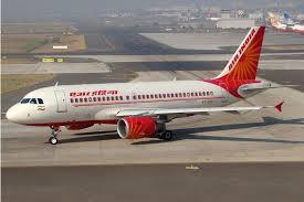 <em>El avión de la compañía Nextjet afectado por suceso.</em>