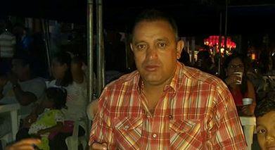 Alcalde de Cuilapa, Santa Rosa, Esvin Marroquín, sobrevive a ataque armado. (Foto Prensa Libre: Municipalidad de Cuilapa)