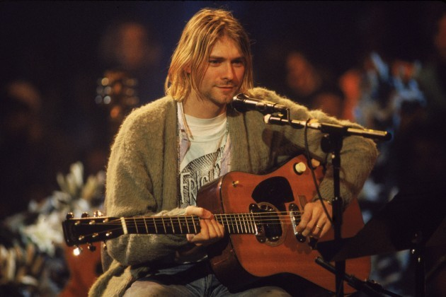 Publican video de Kurt Cobain nunca antes visto