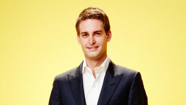 El emprendedor Evan Spiegel, de 26 años, es el creador de Snapchat. (Foto: Hemeroteca PL).