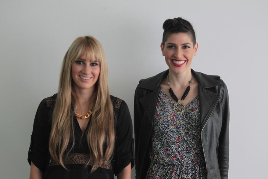 Hanna y Ashley de Ha*Ash desean ofrecer incluir a Guatemala en su reciente gira. (Foto Prensa Libre: Keneth Cruz)