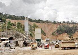 El sector de minas y canteras fue la única actividad que mostró un desempeño negativo.