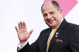 """Luis Guillermo Solís, presidente de Costa Rica ve perspectivas """"muy positivas"""" de que el país vuelva al SICA (Foto Prensa Libre: elpais.es)"""