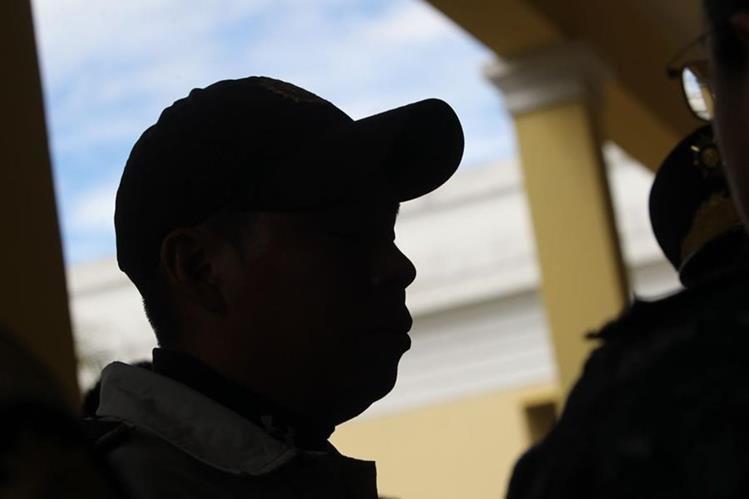 Un compañero del agente Arístides García, quien murió el martes último, relató cómo ocurrió el ataque armado en la zona 1 capitalina. (Foto Prensa Libre: Érick Ávila)