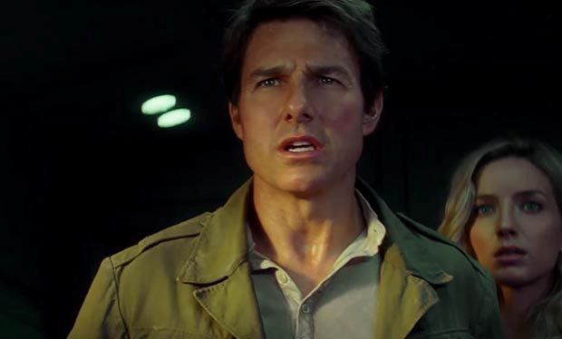 El personaje del actor estadounidense debe salvar a la humanidad de los acechos del monstruo egipcio.