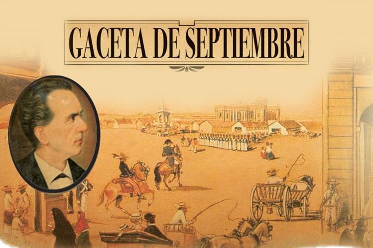 Así lucía la Plaza Central de la ciudad de Guatemala a principios del siglo XIX. (Foto: Hemeroteca PL)