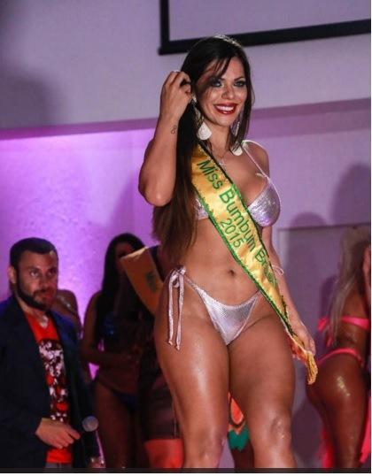 La ganadora del certamen tiene 25 años. (Foto Prensa Libre: dailystar.co.uk)