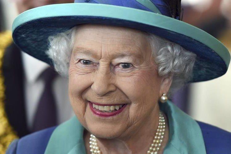 <em>Isabel II es además, a los 89 años, la monarca más anciana del mundo. (Foto Prensa Libre: EFE).</em>