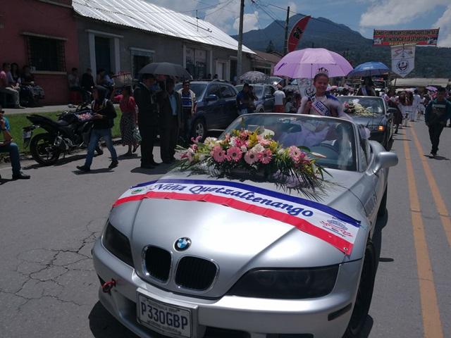 Elena Sofía de León, Niña Quetzaltenango. (Foto Prensa Libre: Fred Rivera)