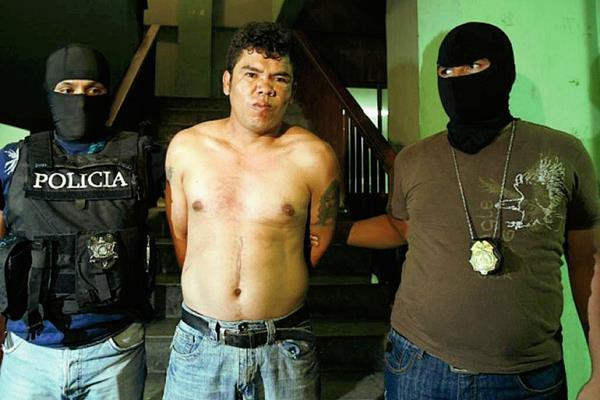 Hugo Sierra Benavides, fue detenido en el sur de México. (Internet)