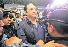 Sammy Morales lleva cinco días en prisión preventiva y la defensa busca una medida sustitutiva. (Foto Prensa Libre: Hemeroteca PL)
