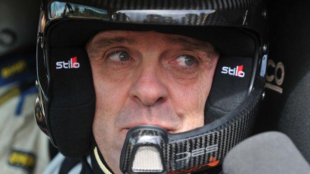 Tras una vida siguiendo las principales competencias de automovilismo en el mundo, Croizon participa ahora en una de ellas. (Getty)