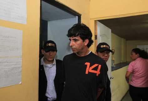 Edwin Rolando Higueros Méndez fue sentenciado recientemente por posesión de pornografía infantil.