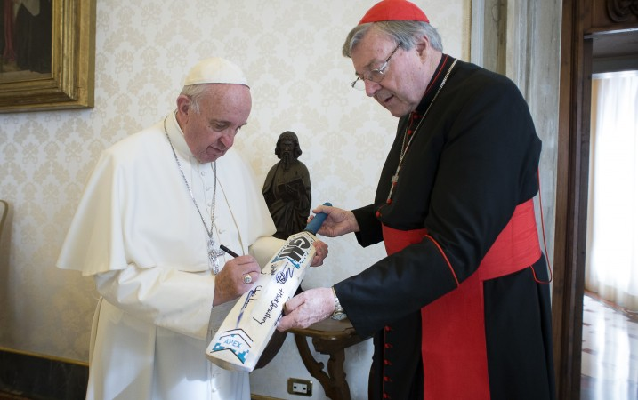 George Pell, elegido por el Papa para liderar la reforma financiera del Vaticano.