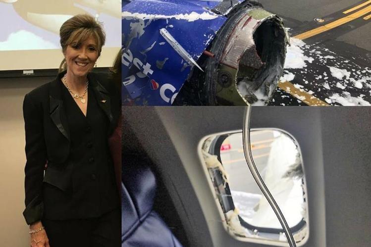 Aerolíneas revisan turbinas de aviones tras accidente fatal de Southwest