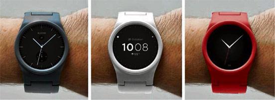 El Gadget se ofrece en tres colores y es resistente al agua. (Foto Prensa Libre: Chooseblocks.com)