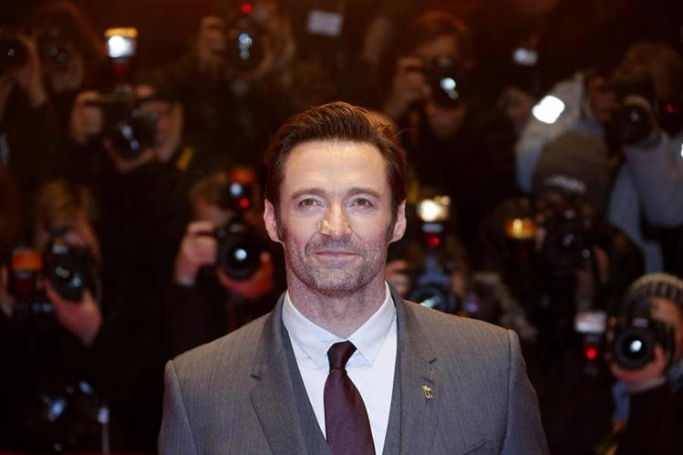 Hugh Jackman, en el Festival de Cine de Berlín (Alemania), el pasado 17 de febrero. (Foto Prensa Libre: EFE).
