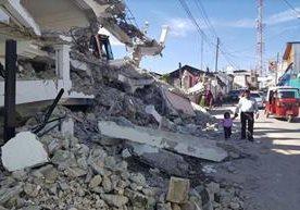 Familias padecen secuelas por terremoto del 7 de septiembre.