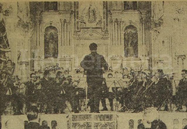 Concierto de la Orquesta Sinfónica Nacional en la víspera de la proclamación de la nueva Basílica del Rosario. (Foto: Hemeroteca PL)