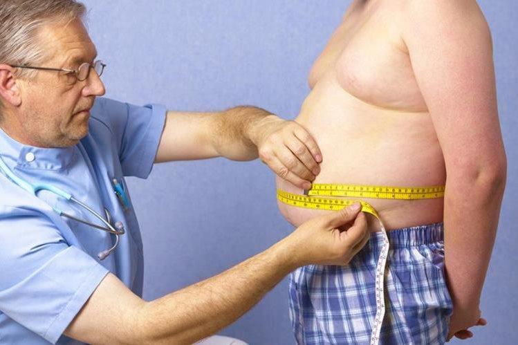 Según estudio, para el 2025 el 18 por ciento de los hombres y el 21 por ciento de las mujeres serán obesos.