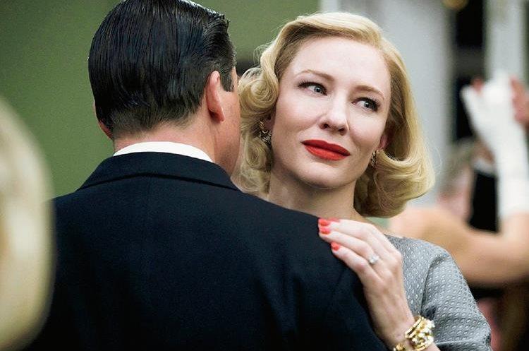 La cinta Carol participa en la sección oficial de Cannes