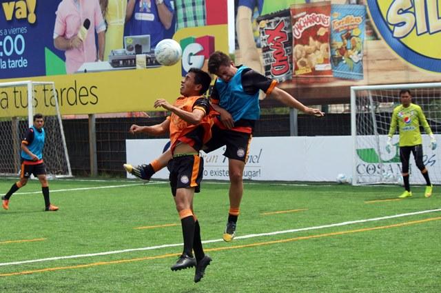 Los chivos jugarán sus dos últimas partidos contra Comunicaciones y Petapa. (Foto Prensa Libre: Carlos Ventura).