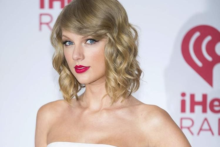 Taylor Swift se coló en la lista de las estrellas de la música mejor pagadas del año. (Foto Prensa Libre: AP)