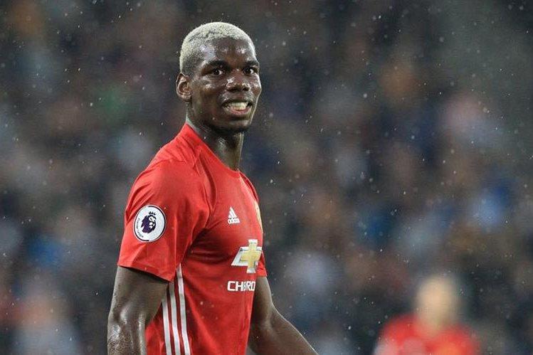 Paul Pogba es uno de los protagonistas de los fichajes más caros de la temporada. (Foto Prensa Libre: AFP)