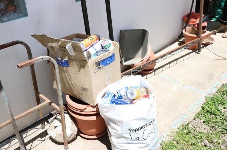 La comuna espera que más ciudadanos se una al plan piloto.(Prensa Libre: María José Longo.)