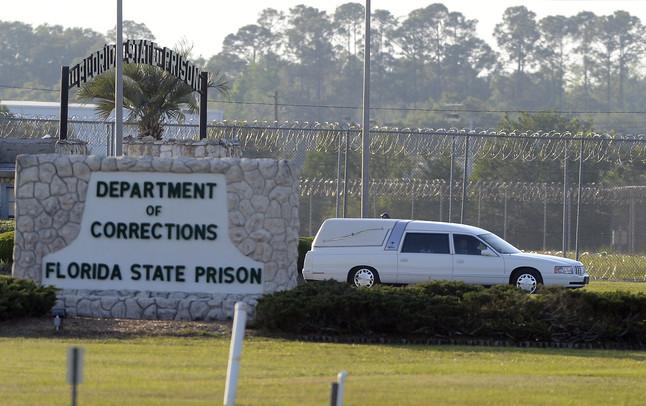 Durante el 2014, se registraron 346 muertes de reos en las cárceles de Florida.(Foto Prensa Libre: AP).