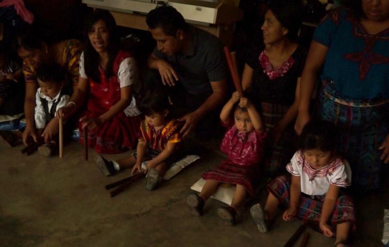La enseñanza musical comienza en los más pequeños.(Foto Prensa Libre: Josué León)