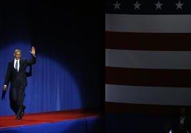 Obama llama a la participación en su último discurso en Chicago.