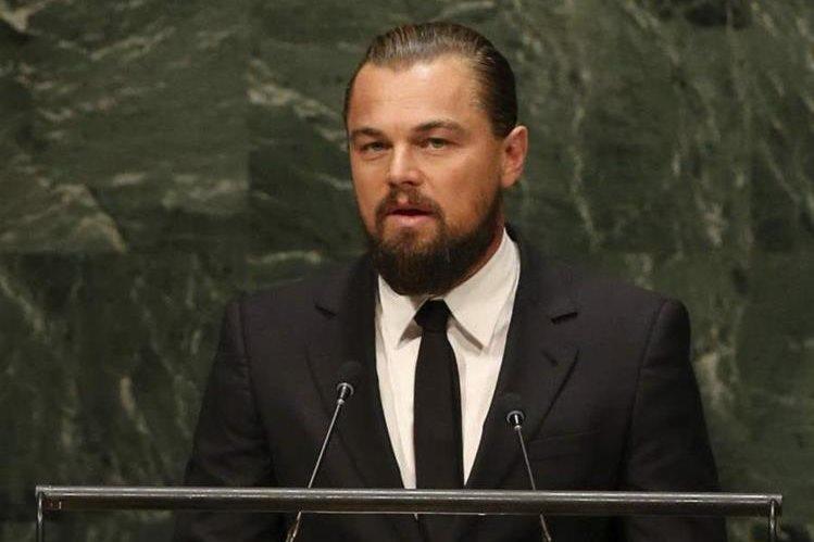 Leonardo DiCaprio protagoniza nuevo filme de Iñárritu. (Foto Prensa Libre: EFE)