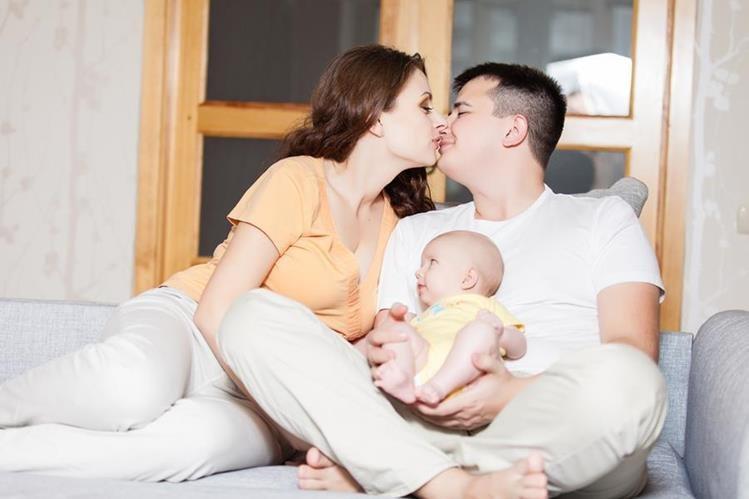 La pareja debe esperar la cuarentena para retomar la intimidad, porque el útero debe regresar a su tamaño normal y cesar la hemorragia.