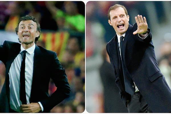 Un duelo de estrategias se jugará el próximo sábado en la final de la Champions League. (Foto Prensa Libre: Agencias)