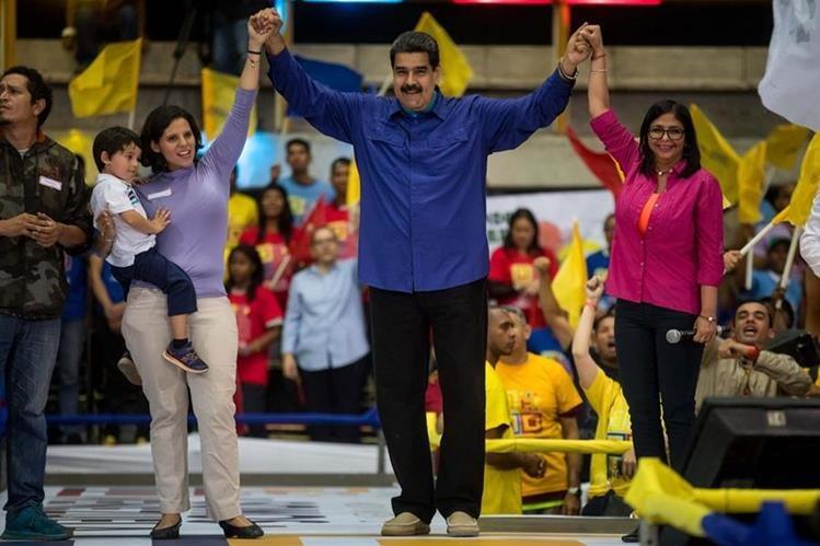 Delcy Rodríguez rechazó las declaraciones de Marco Rubio contra la FANB