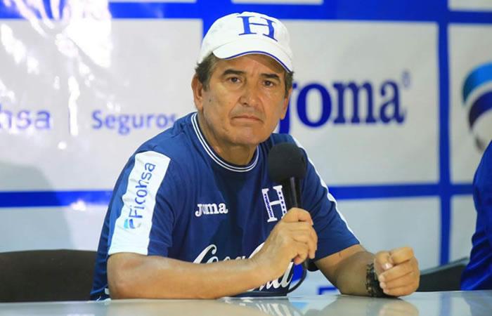 Honduras ya tiene lista de convocados para enfrentar a México