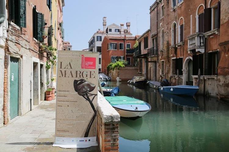 La Bienal de arte de Venecia reúne a obras y artistas de diferentes paises del mundo (Foto Prensa Libre: Cortesía).