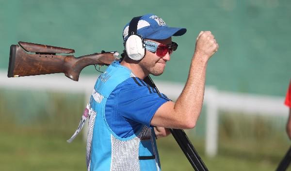 Jean Pierre Brol se encuetra feliz tras el ascensó en el ranquin mundial. (Foto Prensa Libre: Hemeroteca PL)