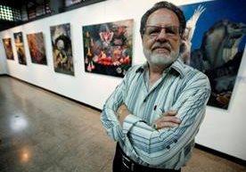 El maestro de las artes visuales celebra una vida de éxito.