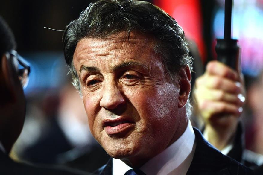 Stallone retomó su papel como Rocky Balboa en Creed. (Foto Prensa Libre: AFP)