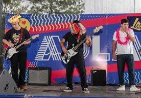 Jóvenes talentosos participaron en el evento de AULA en la URL