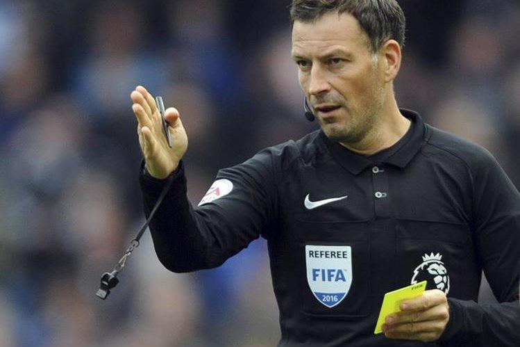 El árbitro Mark Clattenburg afirma que le gustaría desarrollar el arbitraje en otras ligas. (Foto Prensa Libre: AP)
