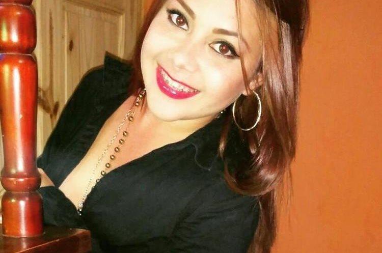 Jaqueline Ruiz de 25 años.