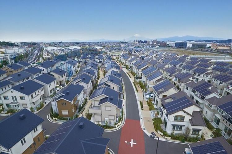El modelo de ciudad inteligente podría ser implementado en Latinoamérica. (Foto Prensa Libre: lomasnuevo.net)
