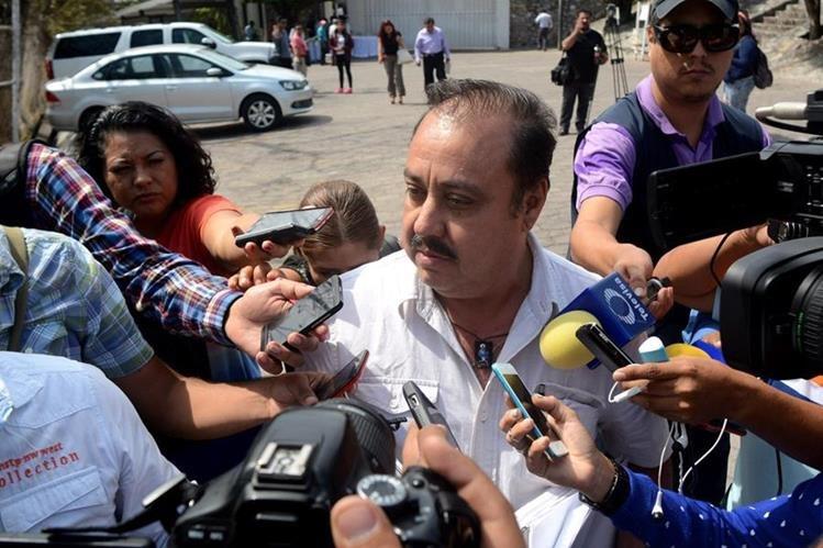 Ambrosio Soto Duarte fue asesinado a balazos durante una emboscada.