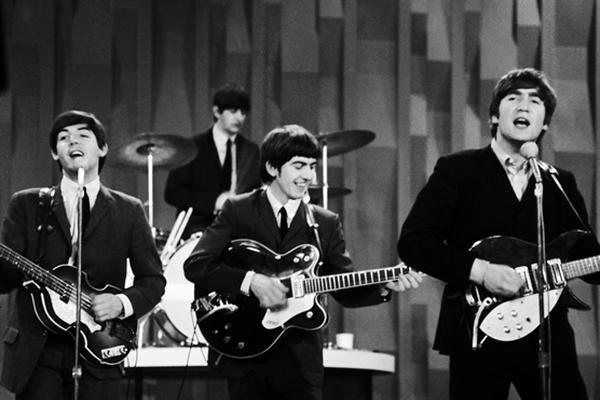 La música de Los Beatles sigue cautivando. (Foto Prensa Libre: Hemeroteca PL)