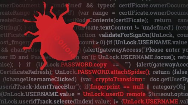 """A este tipo de errores informáticos se los conoce como """"bug"""" (insecto, en inglés). (GETTY IMAGES)"""