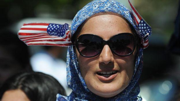 El 20% de los musulmanes que viven en Estados Unidos son conversos, según cifras de 2011 del Centro Pew. GETTY IMAGES